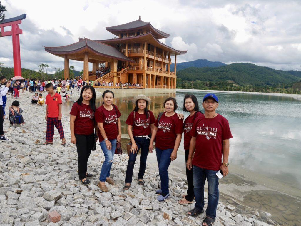 ฮิโนกิ แลนด์ Hinoki Land ยกญี่ปุ่นมาใว้ในเมืองไทย chiangmaivan